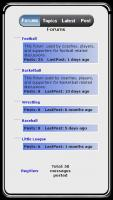 BulletinBoards for Smartphones - Forums