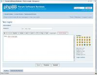 PhpBB 3 Post a reply