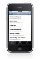 ProBoards iPhone App - Forums
