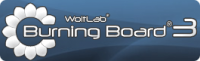 Woltlab Burning Board Logo