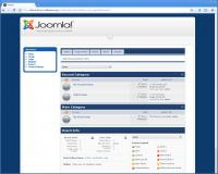 Joomla Forum Screenshot