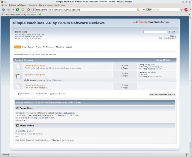 Compare PhpBB 3 vs Simple Machines 2 vs Vanilla Forums | Forum