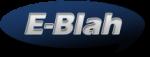 E-Blah Logo