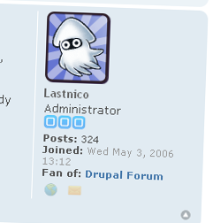 Great Drupal User Profile