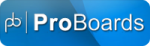 ProBoards Logo