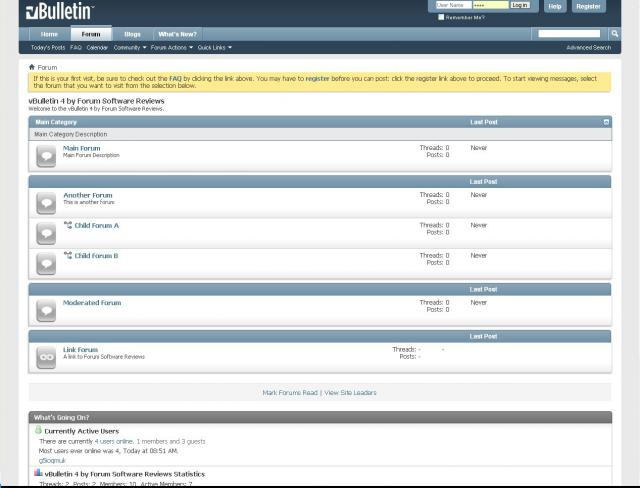 Compare IP Board vs PhpBB 3 vs vBulletin 4 | Forum Software Reviews